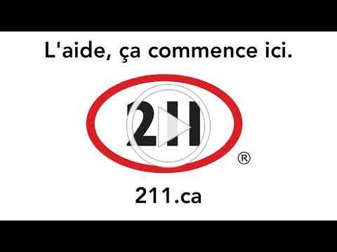 211 - L'aide, ça commence ici.
