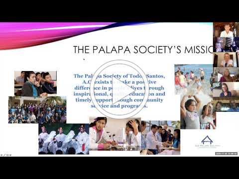 What's Happening at The Palapa Society: Zoom Presentation