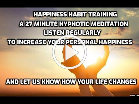 HAPPINESS TRAINING RHODE ISLAND HYPNOSIS PROGRAM