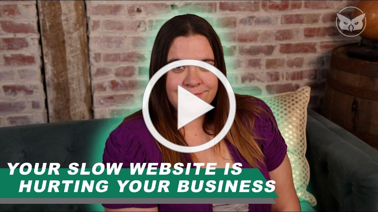 How to Fix Your Slow Website