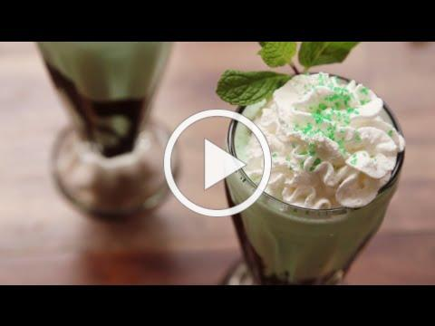How to Make Shamrock Shakes | St. Patrick's Day Recipes | AllRecipes