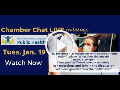In Conversation with HPEPH January 19