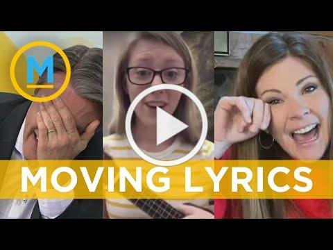 This teacher's COVID-19 song made our hosts cry with laughter | Your Morning