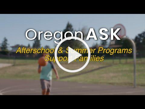 Afterschool & Summer for Kids Network Supporting Families