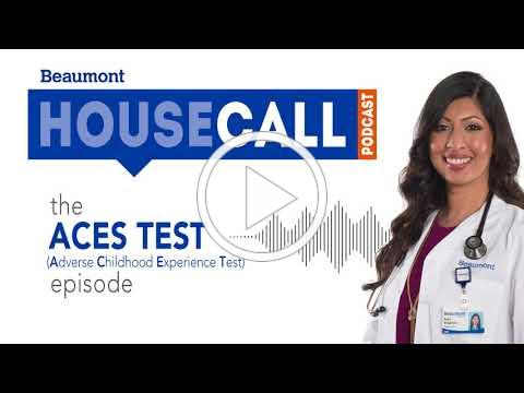 the ACES Test episode   Beaumont HouseCall Podcast