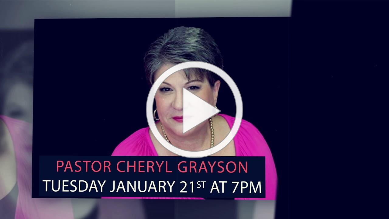 Sheila Zellers with special guest Cheryl Grayson Parkway Life Church 1 21 2020