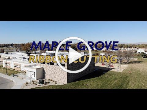 Maple Grove Ribbon Cutting (Full)