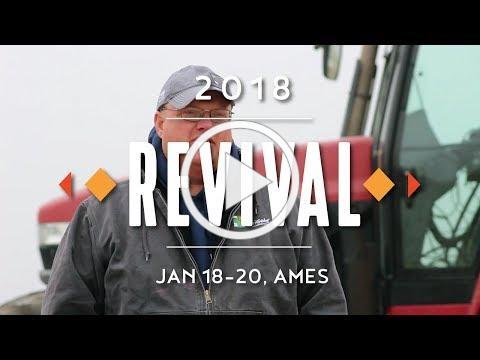 Revival - PFI Annual Conference 2018