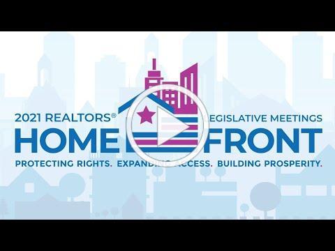 2021 REALTORS® Legislative Meetings Going Virtual