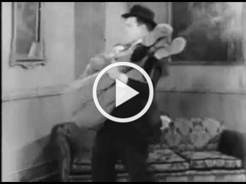 Laurel And Hardy Leave em Laughing 1928 2