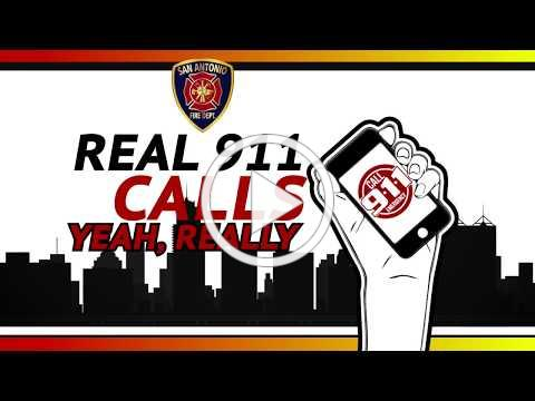 Real 911 Calls with Fire Chief Charles Hood