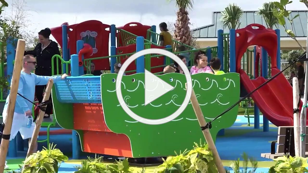 Hillsboro El Rio Park South Park Opening