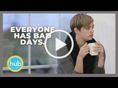 Too Many Bad Days: How to Tell When You Should Seek Help.