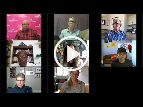 Discussing Racial Diversity In Snowsports, a virtual panel hosted by Henri Rivers