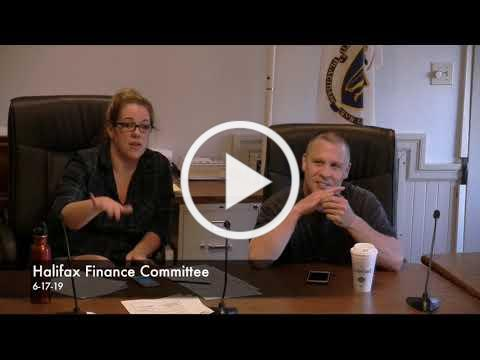 Halifax Finance Committee 2019/06/17