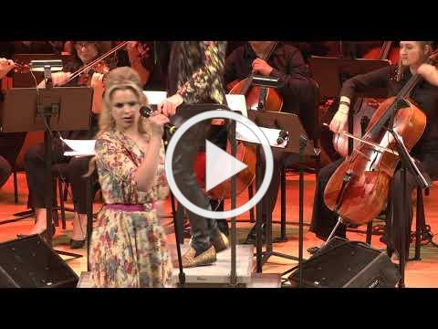 Harry Warren - At Last performed by Isabella Castillo and The Miami Symphony Orchestra