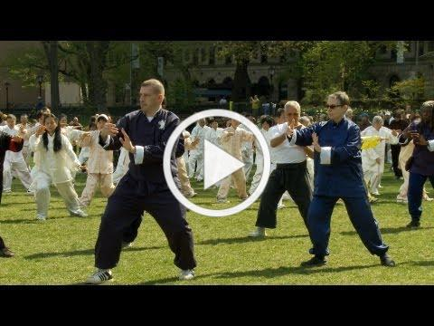 World Tai Chi Day in New York City