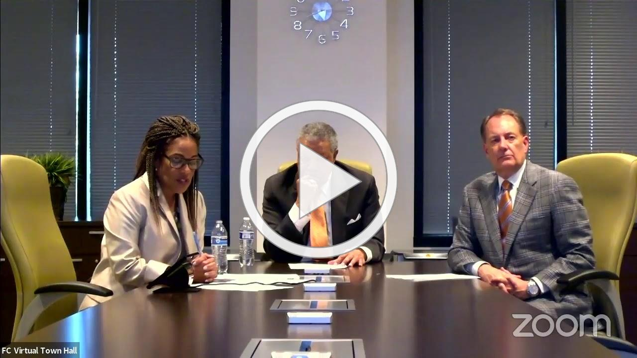 FULTON COUNTY VIRTUAL TOWN HALL MARCH 24, 2020