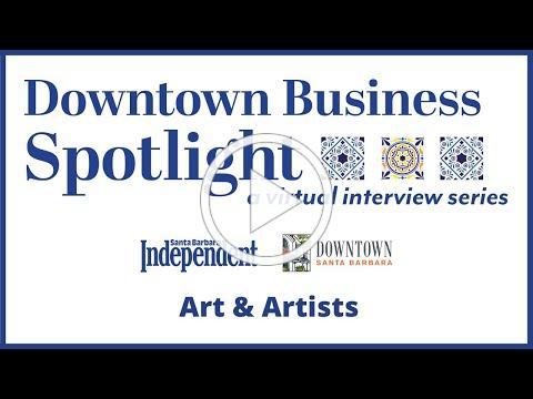Downtown Business Spotlight - Art & Artists