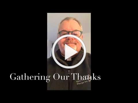 Gathering Our Thanks