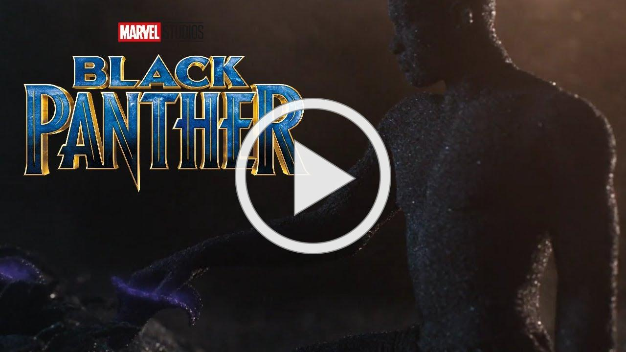 Black Panther- Origin Story - Open scene Clip HD