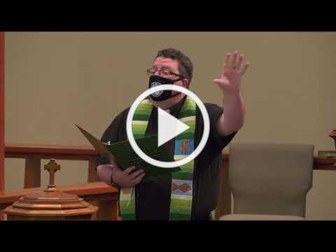 Worship Service Sunday, October 3, 2021 Pastor John Woods