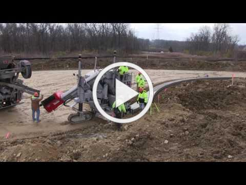 5700-C Pouring Curb & Gutter with 3D/Stringless Controls