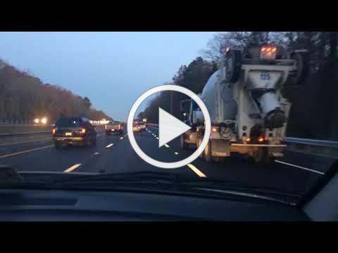 VDOT: I-64 Widening Segment I Completed Lanes