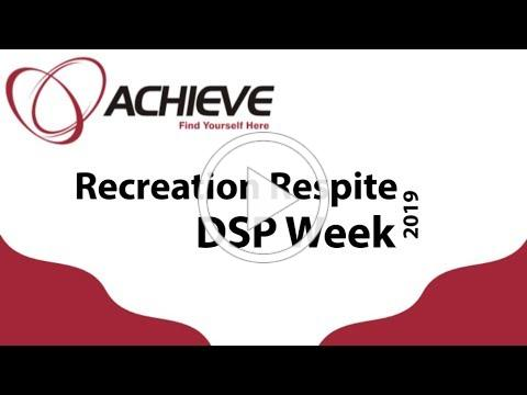DSP Week 2019 - Recreation Respite
