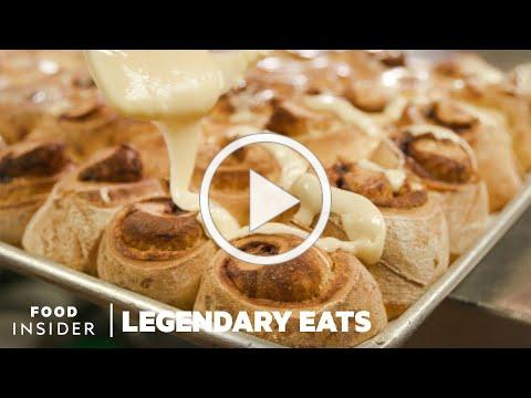 The Best Cinnamon Rolls In Chicago | Legendary Eats