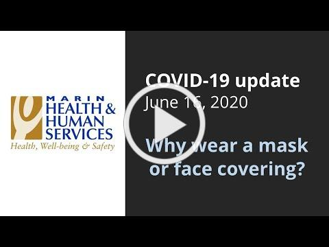 Marin County COVID-19 Update: June 16, 2020