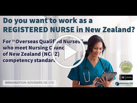 Become A Registered Nurse In New Zealand I Competency Assessment Programme I Seats Available