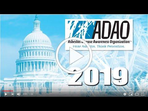 You're Invited to ADAO's 15th Annual International Asbestos Awareness and Prevention Conference!