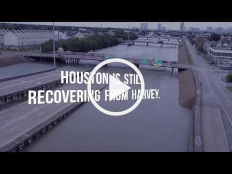 Feeling Health Effects from Harvey? Please Tell Us on the Hurricane Harvey Registry.