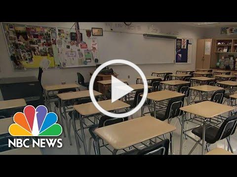 Covid Showing Lasting Effects On Children's Mental Health | NBC News NOW