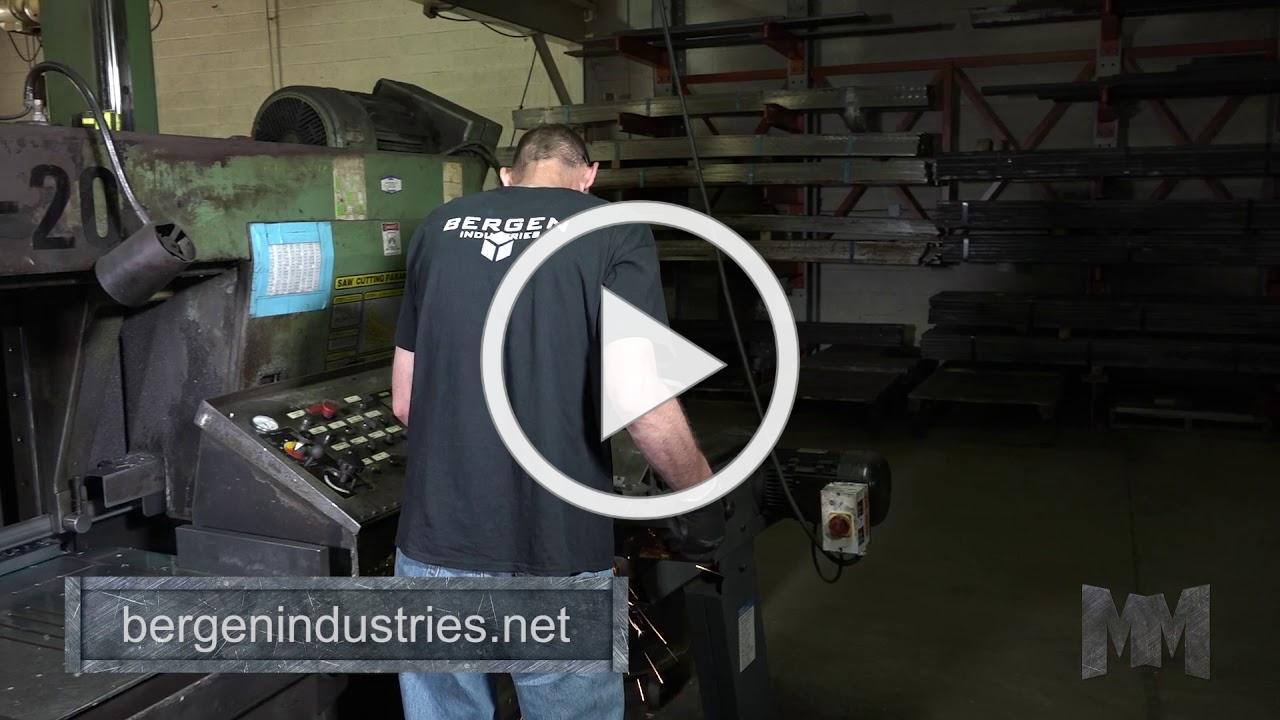 Bergen Industries - Manufacturing Marvels