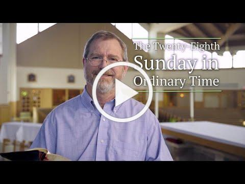 Twenty-eighth Sunday of Ordinary Time
