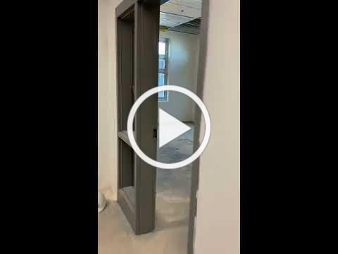 Video Tour of General Sherman Construction