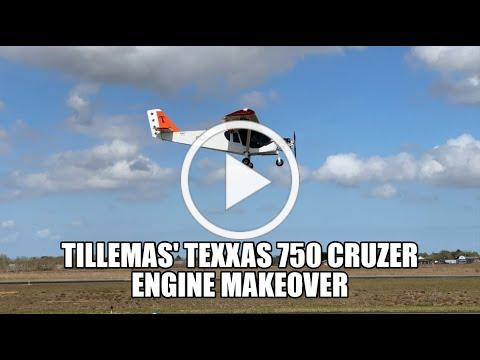 Dave Tillema Replacing Corvair for More Power in the Zenith Cruzer
