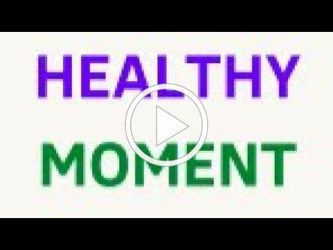 HEALTHY MOMENT with Cristina Gibson, Coastal Health District