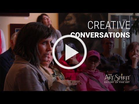 Creative Conversations | April