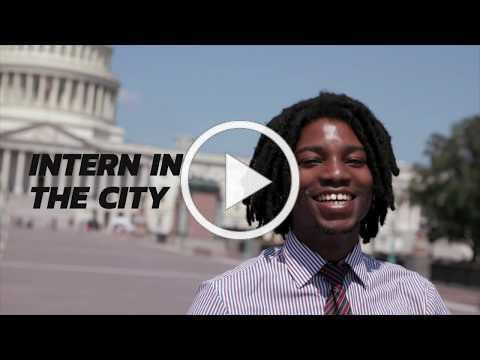 C-SPAN Intern Micah Fluellen shares his story