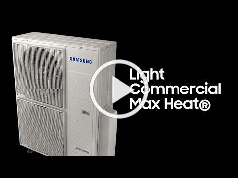 Light Commercial Max Heat®
