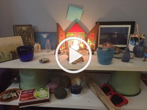 Home prayer spaces