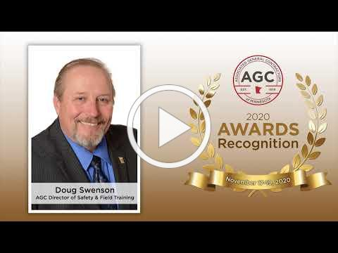AGC 2020 Awards Recognition: Jeff Jensen Construction Safety Excellence Awards and CHASE Awards