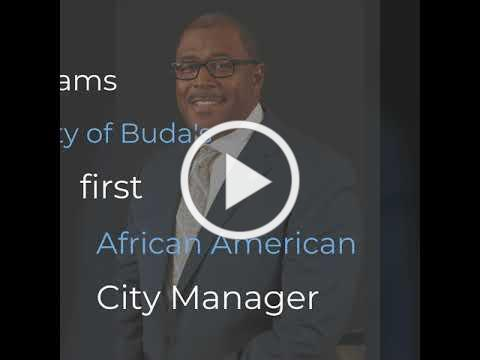 Black History Month: City Manager Kenneth Williams