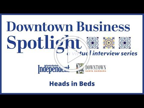 Downtown Business Spotlight - Heads in Beds