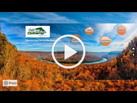 Outdoor Chattanooga | Prezi Presentation 2020
