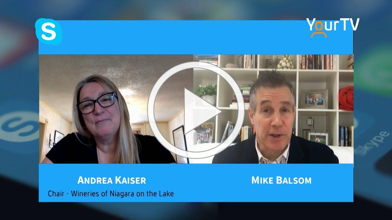 COVID-19 Niagara Update for April 9: Andrea Kaiser