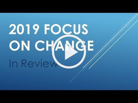 2019 Focus on ChangeSlideshow